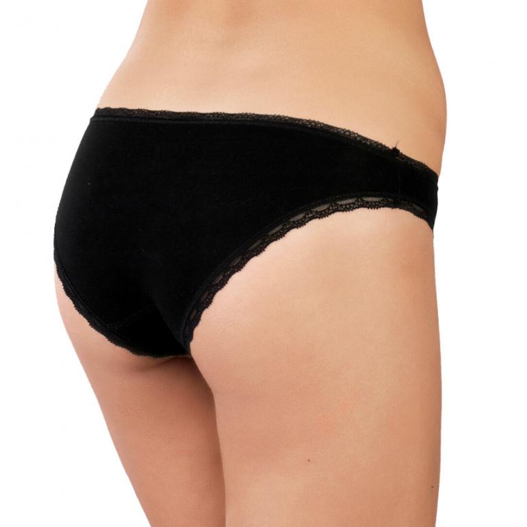Kalhotky BIKINI – BLACK